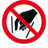 do_not_reach_in_prohibition_sign