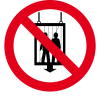 do_not_ride_on_hoist_prohibition_sign